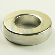 19x10x5 mm N42 Ímã Neodímio Anel
