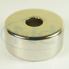 22x6,5x10 mm N50 Ímã Neodímio Anel