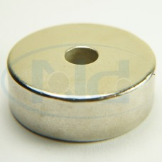 30x6,35x10 mm N35 Ímã Neodímio Anel