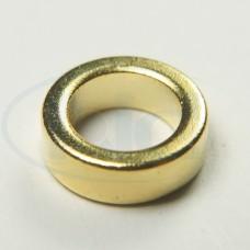 9x6x3 mm N35 Gold Ímã Neodímio Anel