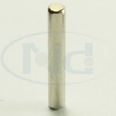 1,5x10 mm N35EH Ímã Neodímio Bastão ou Cilindro