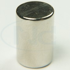8x12 mm N35SH Ímã Neodímio Bastão ou Cilindro