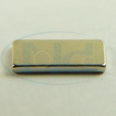 10x5x1 mm N42 Ímã Neodímio Bloco