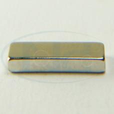 12x4x2 mm N35 Ímã Neodímio Bloco