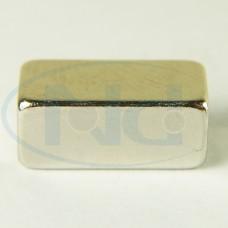 12x6x5 mm N52 Ímã Neodímio Bloco