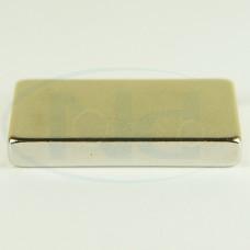 20x10x3 mm N35 Ímã Neodímio Bloco