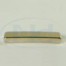 20x4x2 mm N42 Ímã Neodímio Bloco