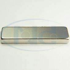 25x7,5x2,5 mm N35 Ímã Neodímio Bloco