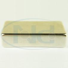40x20x10 mm N48 Ímã Neodímio Bloco