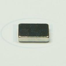 5x4x1 mm N48 Ímã Neodímio Bloco