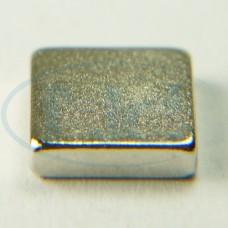 6x6x1,5 mm N35H Ímã Neodímio Bloco
