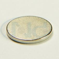 10x1 mm N42 Ímã Neodímio Pastilha ou Disco