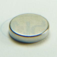 10x2 mm N42 Ímã Neodímio Pastilha ou Disco