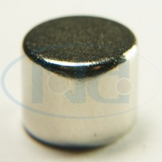 10x8 mm N35 Ímã Neodímio Pastilha ou Disco