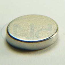 15x3 mm N35SH Ímã Neodímio Pastilha ou Disco