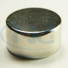 15x8 mm N50 Ímã Neodímio Pastilha ou Disco