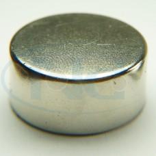 22x10 mm N35EH Ímã Neodímio Pastilha ou Disco