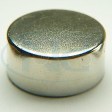 22x10 mm N35SH Ímã Neodímio Pastilha ou Disco