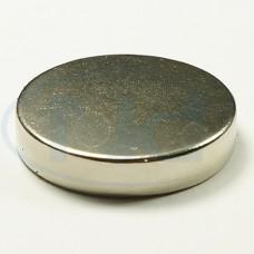 25x5 mm N35 Ímã Neodímio Pastilha ou Disco
