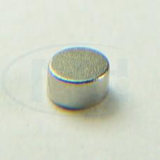3x1,5 mm N42SH Ímã Neodímio Pastilha ou Disco