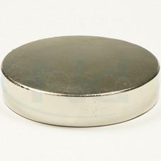48x10 mm N35 Ímã Neodímio Pastilha ou Disco