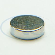 5x1,5 mm N35SH Ímã Neodímio Pastilha ou Disco