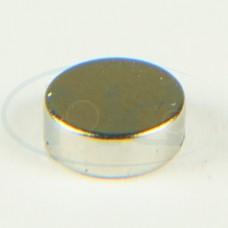 6x2 mm N42 Ímã Neodímio Pastilha ou Disco