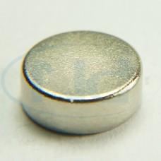 8x3 mm N50 Ímã Neodímio Pastilha ou Disco