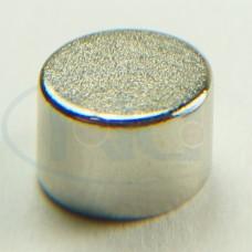 8x5 mm N35SH Ímã Neodímio Pastilha ou Disco