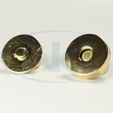 Fecho Magnético Modelo 02 Dourado
