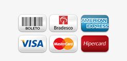 Principais meios de pagamento